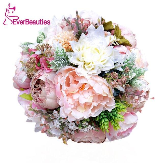 Online Shop Wedding Bouquets For Brides Outside Beach Wedding Buque ...