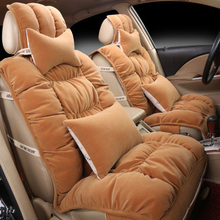 car seats cushion set for c30/50 m4/1 h2/6/5/7/9 haval for autumn winter linen general seat covers polon passat tiguan sportage