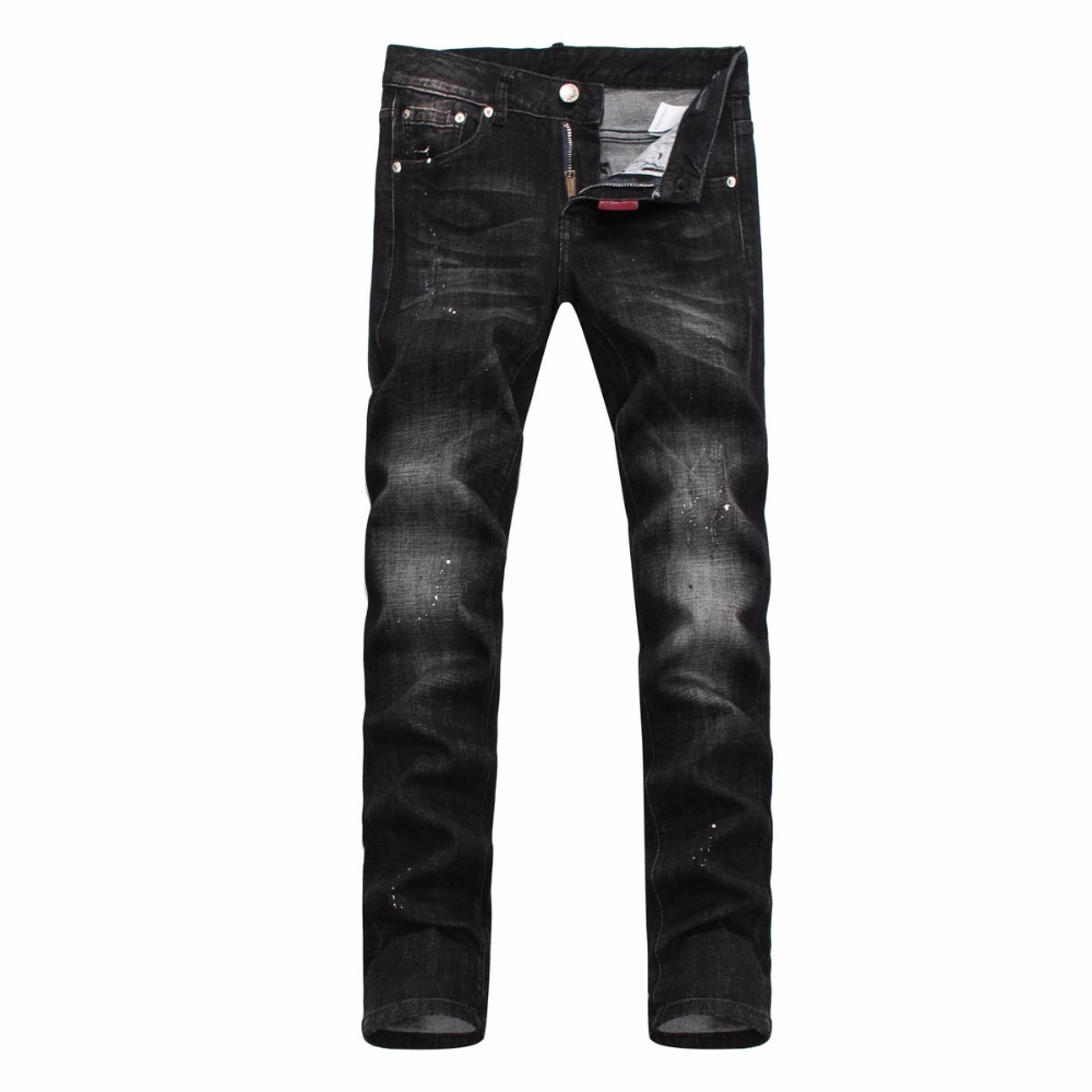 Gradient trousers boy jeans designer brand of pants new straight