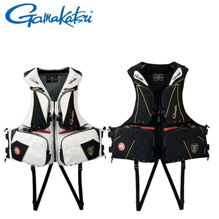 2017 NEW Gamakatsu Fishing life jacket GM-2168 Vest Special offer buoyancy 120 kg Multi-function light outdoors Free shipping new fx3u 64ccl special function blocks