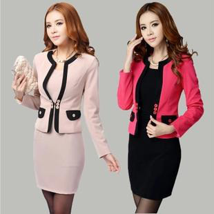 2013 Newest Fashion Style Women S Skirts Suits Formal Office Suits