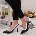 2016 New Fashion Womens Pumps Shoes Big Size 34-41 Sheepskin Genuine Leather Shoes Mixed Color High Heels Shoes SMYCN-B0041