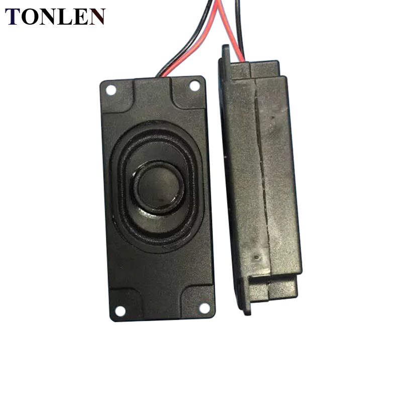 TONLEN 2PCS Full Range Speaker 70*30mm Mini Speakers DIY ...