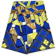 African wax prints fabric ankara dutch 100% pure cotton
