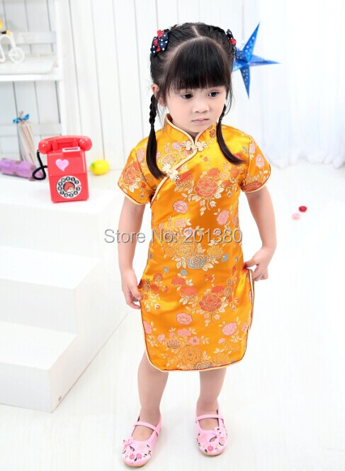 00f41333c97b9 top 8 most popular chinese qipao gown for kids list and get free ...