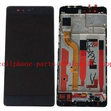 5.2″For Huawei Ascend P9 EVA-L09 EVA-L19 LCD Display Screen+Touch Screen Digitizer Frame Aassembly replacement Pantalla