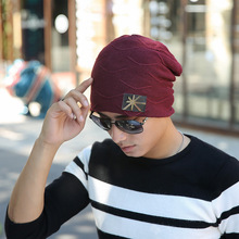 cotton Winter Warm Hat Trendy Chic Knitting Slouchy Baggy Oversize Hat for Man and Women Unisex