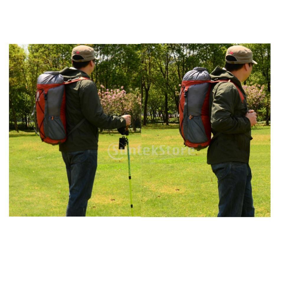 29L Ultralight Waterproof Backpack Kayaking Boat Camping Hiking Travel Bag