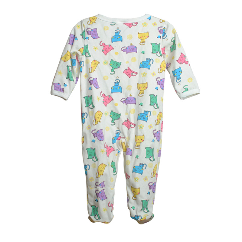 Brand Newborn Baby Clothes Cute Cartoon Baby Costume Girl Boy Jumpsuit Clothing Spring Autumn Cotton Romper Body Baby Clothes 20
