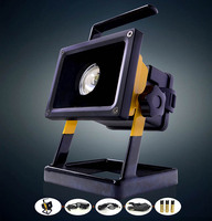 New XM L2 Led Floodlight Waterproof Outdoor Lighting Lamp for Camping ,Working, Emergency, Fishing