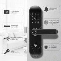 PINEWORLD-Biometric-Fingerprint-Lock-Security-Intelligent-Lock-With-WiFi-Password-RFID-APP-Remote-Unlock-Smart-Lock