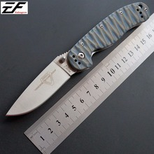 Eafengrow R2 Folding Camping Knife AUS-8 Steel Blade + G10 Handle Pocket Knives Tool EDC Outdoor tool