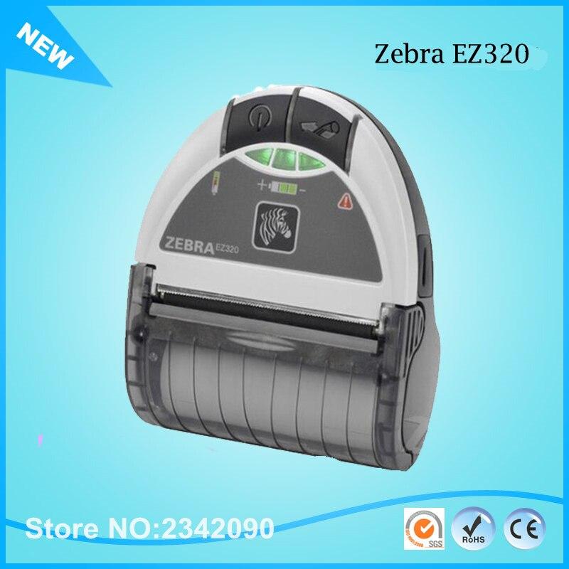Zebra EZ320 Mobile Bar code Printer Bluetooth 80mm Protable Thermal