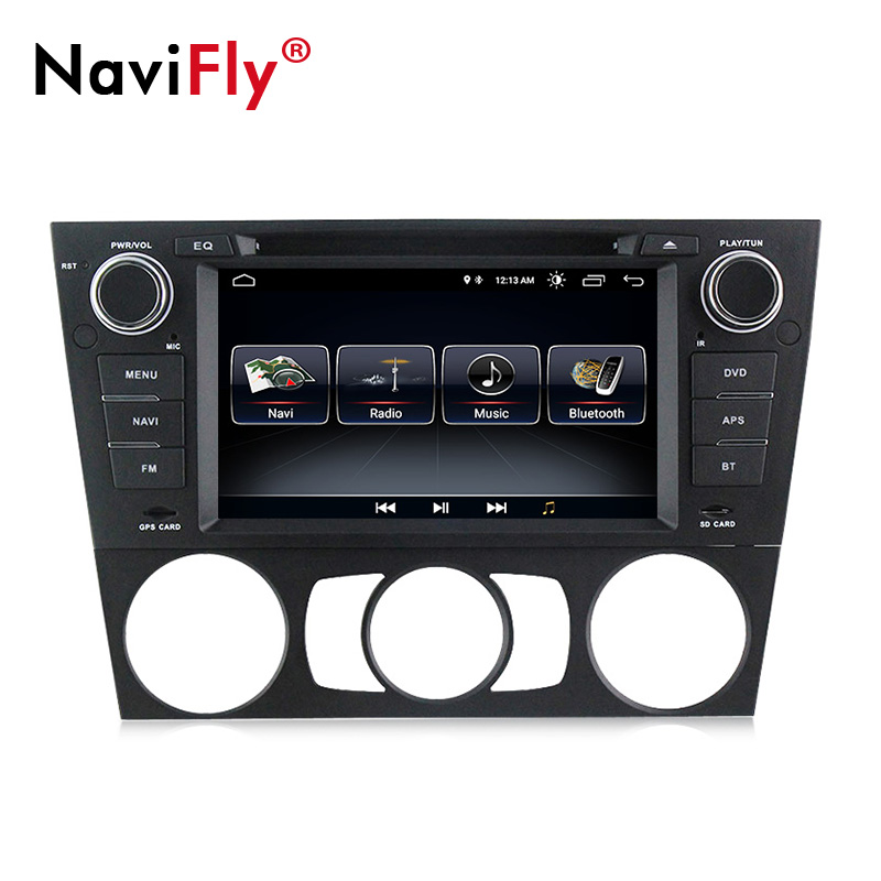 Free shipping android8 1 car dvd for BMW 3 Series E90 E91 E92 E93 radio with