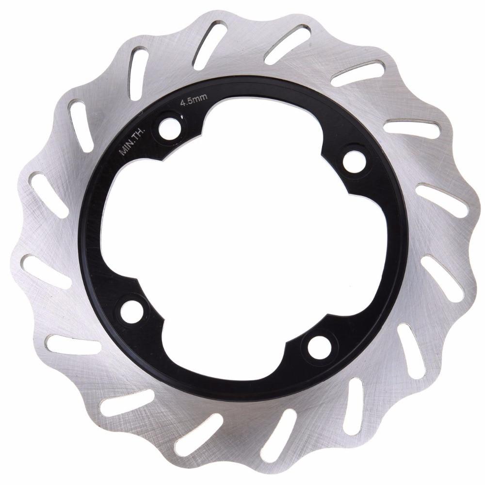 Motocicleta Rear Brake Disc Rotor Para Honda CBR600 F2/F3/F4/F4i 1991-2006 CBR600RR 2003 -2008 04 05 06 07 CB 600 HORNET 1998-2006