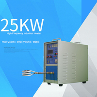 380V 25KW Industrial Induction Heater Induction Brazing Machine