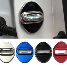 Для Honda Accord/Odyssey/FitSaloon/CRV/HRV/Vezel замок крышки шапки защитные автомобиль авто-Стайлинг 4 шт./компл