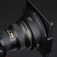 NiSi 150mm Filter Holder Square Filter Aviation Aluminum Quick Realise Square Holder For Nikon 14 24mm f/2.8G ED lens