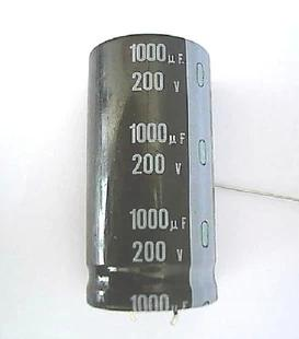 Electrolytic capacitor 200V 1000UF capacitor parts