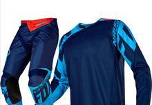2018 IMPERTINENTE MX 180 Corrida Jersey & Pant Combo Engrenagem Motocross ATV Dirt Bike Ciclismo Terno