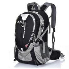 купить 25L High Quality Waterproof Nylon Hiking Camping Backpack Outdoor Mountaineering Sports Bag Rucksack Men's Travel Bags Back Pack по цене 1689.55 рублей