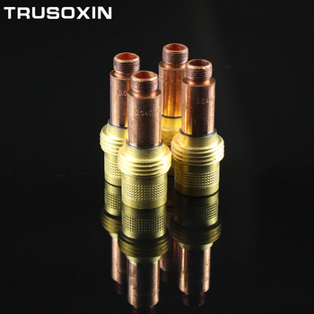 Welding Machine Accessories TIG Welding Torch Consumables Alumina Medium Gas Lens Fit WP 17 18 26 Series Welding Torch 18 pcs tig welding torch gas lens kit wp 17 wp 18 wp 26 wl20 0 04 1 16 3 32