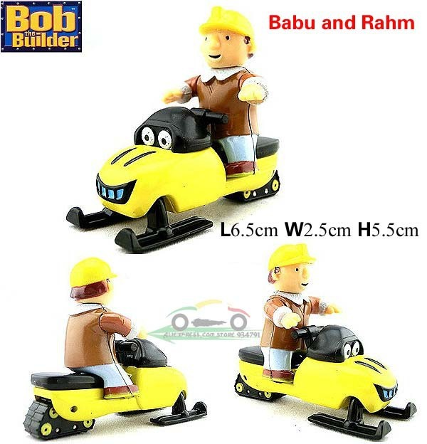 Babu engineer Bob engineering team magnetic toy car truck model toy car model Classic Alloy Car Model Wholesale Free Shipping