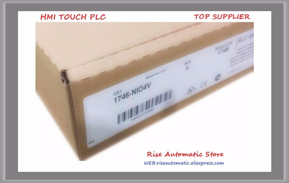 1746-NIO4V PLC 55mA 2 Number of Inputs Analog Combination Modules New Original1746-NIO4V PLC 55mA 2 Number of Inputs Analog Combination Modules New Original