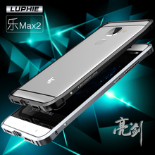 Luphie Letv LeEco Le Max 2 X820 case Aircraft Aluminum Metal Bumper Cases for Letv Leeco le2 Max2 Phone Frame