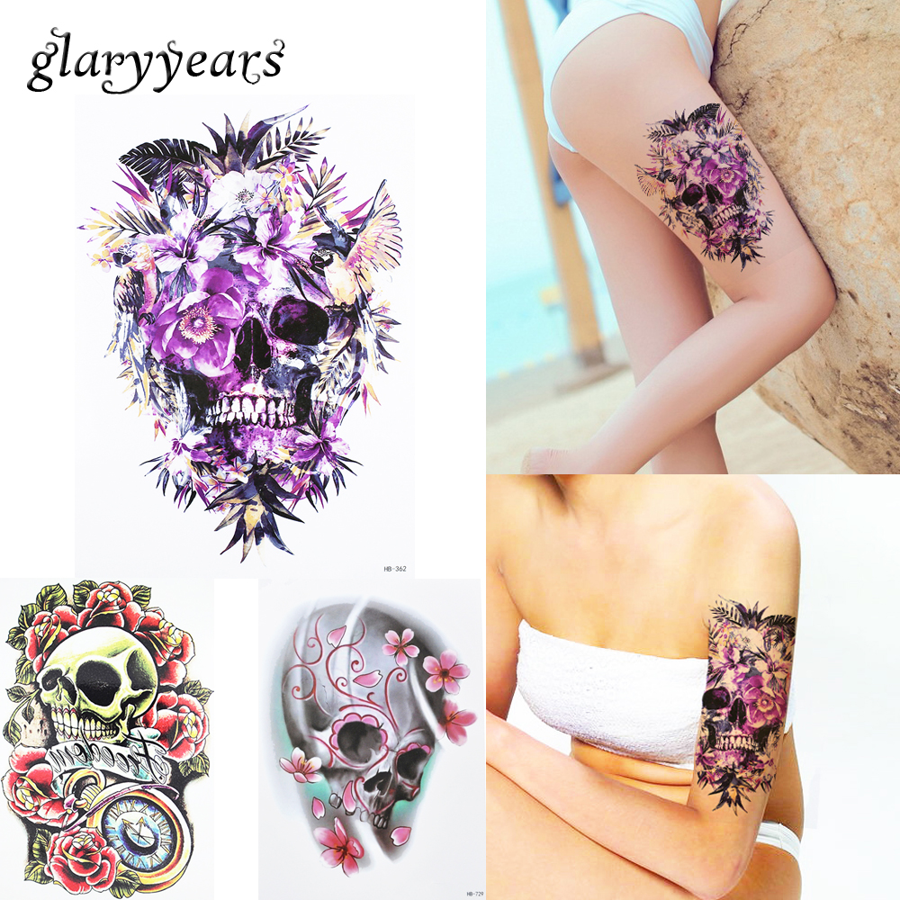 Online buy wholesale tattoos shoulders from china tattoos for Temporary tattoo sticker