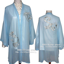Customize Chinese Tai chi clothing Martial arts clothes taiji sword shawl wushu uniform embroidery for women children girl boy