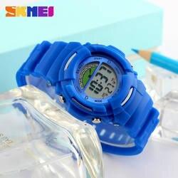 SKMEI модная брендовая детская часы для мальчиков и девочек цифровые часы студент Водонепроницаемый спортивные часы наручные детские часы