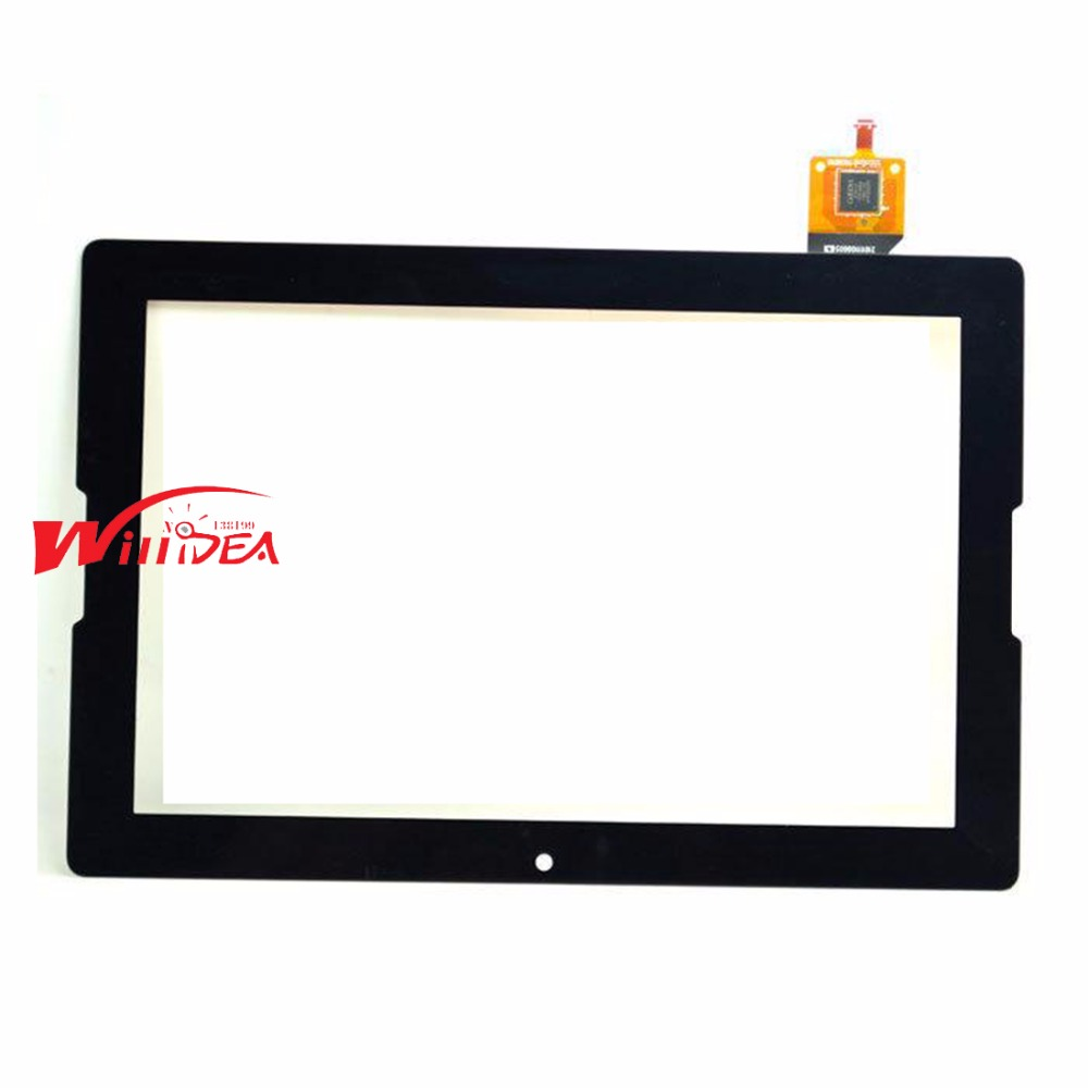 Original 10.1 For Lenovo A10-70 A7600 Tablet B0474 Touch Screen With Digitizer Panel Front Glass Lens free shipping