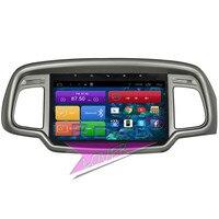 Roadlover Android 6,0 2 г + 16 ГБ 10. Автомобильный мультимедийный gps навигация для KIA Sorento 2015 стерео Quad Core видео плеер 2Din NO DVD