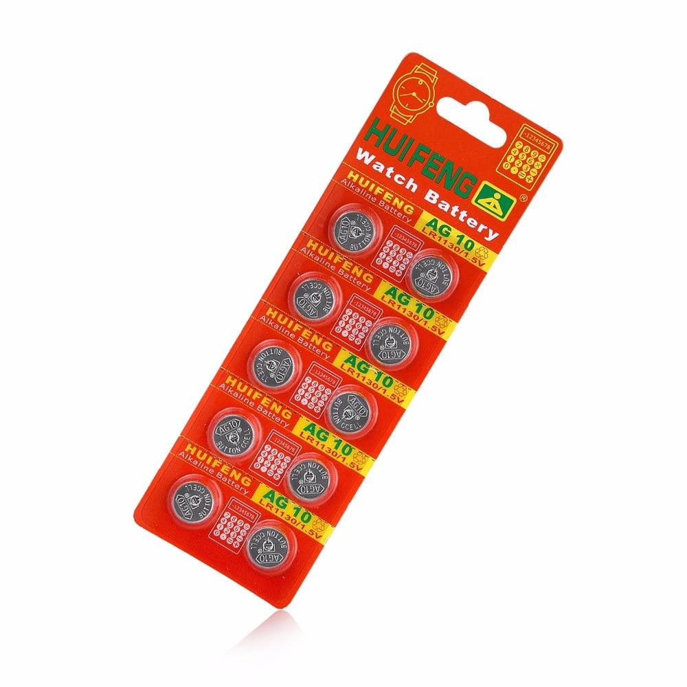 Botão Baterias Celulares sr1130w 189 l1130 ag10 lr1130 Tamanho : 11.6*3.0mm