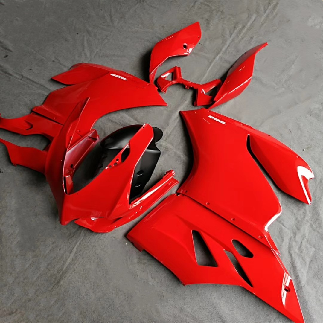 Motorcycle ABS Bodywork Kit Fairing For Ducati 1199 899 2012 Year 12 Full Fairings Cowl Injection Molding Red motorcycle fairing kit bodywork for honda vtr1000f vtr 1000f 1997 2005 vtr 1000 f 97 05 red fairings cowl injection molding