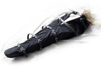 BDSM Leather Full Body Bondage Bag Arm Binder Straitjacket Sexs Mermaid Mummy Sleeping Sack Slave Body Restraints Adult Sex Toys