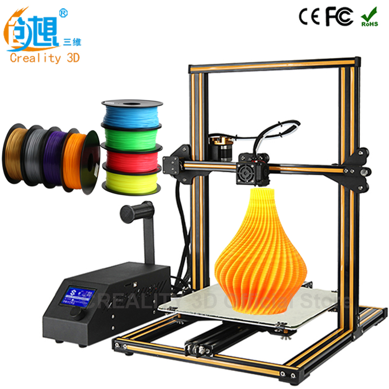 CREALITY 3D CR-10 Reprap Prusa i3 3D Printer kits High Quality Desktop CNC Full colors 3d printer with 7KG filaments STL File martyrs faith hope and love and their mother sophia 3d model relief figure stl format religion for cnc in stl file format