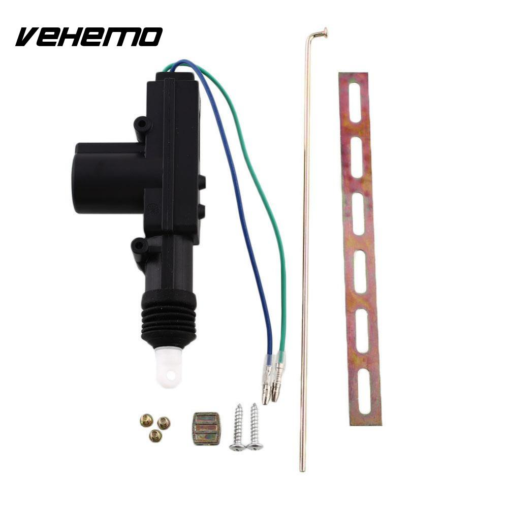 Vehemo Oem 2 Wire Door Central Lock Entry 12v Dc Motor Auto Pop Actuator Wiring Solenoid In Locks Hardware From Automobiles Motorcycles On