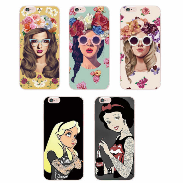 Fancy Girl Case For Samsung & iPhone