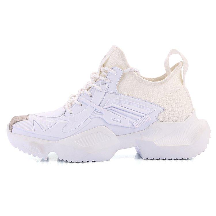 Grosso Coreano Quente vermelho Desportivos Preto Hop Superiores Aumentar Sapatos Respirável Homens Super Novas Ins Sapatilhas branco Dos Shose Altos sola Quadril HXwqEWvU