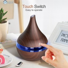 2019 LED Ultrasonic Aroma Hot Humidifier Essential Oil Diffuser Home Aromatherapy Purifier Dropshiping 19MAR5(China)