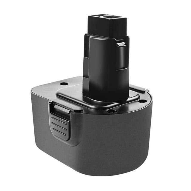 3.5Ah DC9071 Replacement for Dewalt 12V XRP Battery DW9071 DW9072 DE9037 DE9071 DE9072 DE9074 Cordless Power Tool Batteries 3