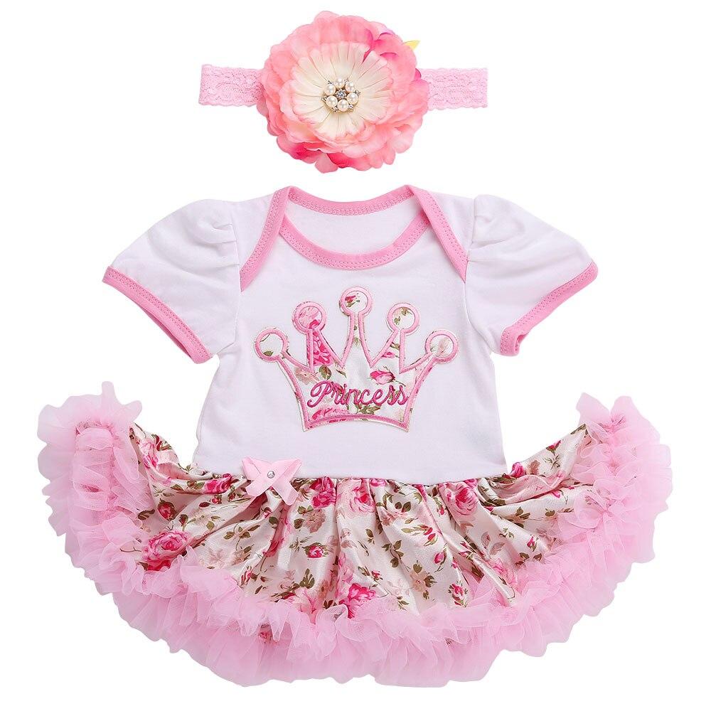 Summer Newborn Baby Girl Clothes Set 2017;Ropa De Bebe ...