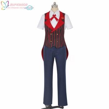 IDOLiSH 7 Nanase Riku Halloween Christmas Suit Cosplay Costume ,Perfect Custom For you!