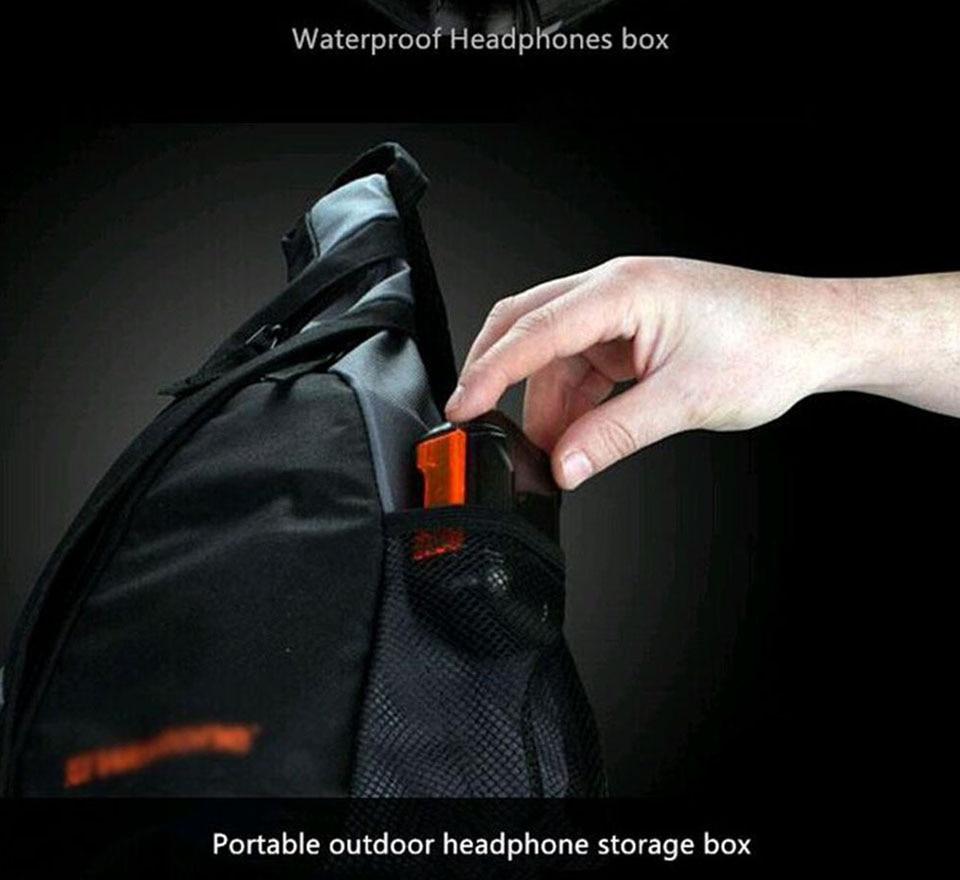 pocket earphone case