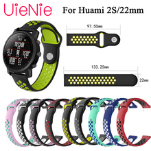 22mm For samsung gear s3 watch strap For Huami Amazfit Stratos 2/2S Strap frontier Classic wristband For Samsung Galaxy 46mm 22mm for samsung galaxy 46mm for gear s3 frontier classic band for huami amazfit stratos 2 stainless steel milanese loop watch