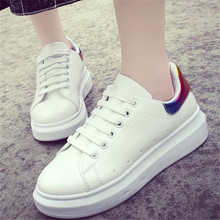 New Outdoor fashion Brand Women Flat 2016 Canvas casual Walking shoes Breathable joker size 35-40 zapatos mujer Common projects