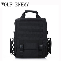Men'S Tactical Backpack New Design Military Molle System outdoor hiking Laptop bag Tablet PC Shouler Hand Bags 1000D Nylon