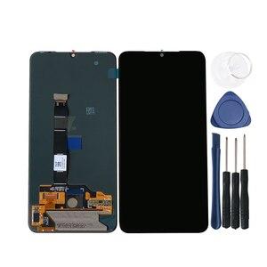 """Image 5 - 6.39 """"Ban Đầu Supor Amoled M & Sen Cho Xiaomi 9 Mi9 MI 9 Màn Hình Hiển Thị LCD Khung Màn Hình + Cảm Ứng bảng Điều Khiển Bộ Số Hóa Cho MI 9 Nhà Thám Hiểm"""